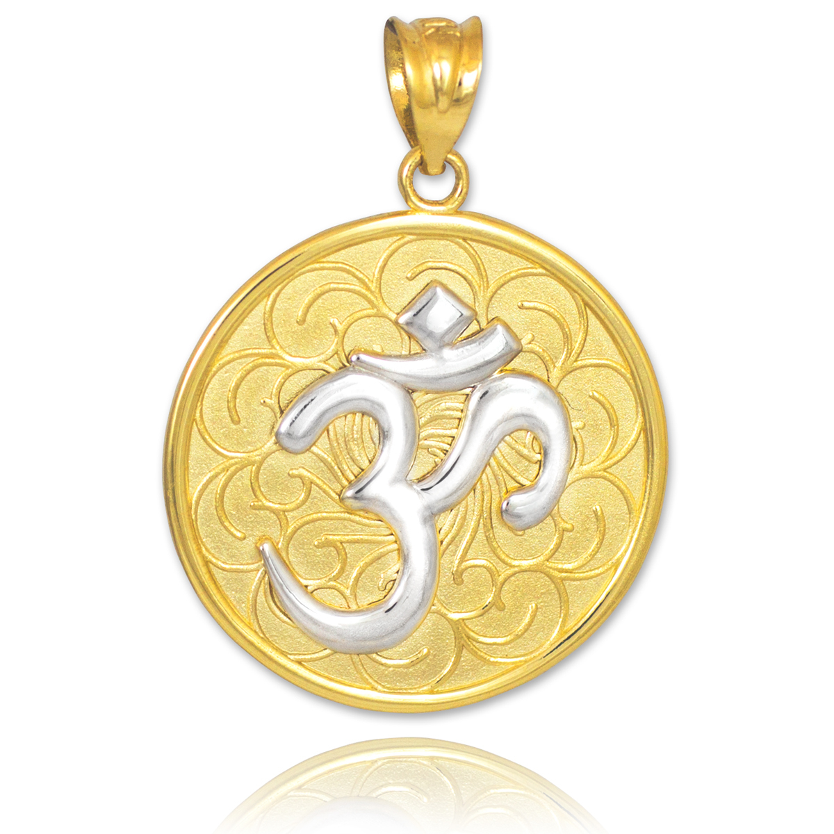 Meaning Behind The Pieces Understanding The Om Lotus Flower