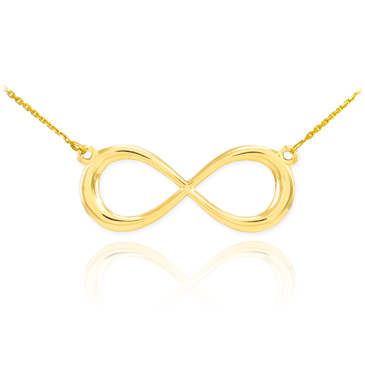 Infinity symbol meaning factory direct jewelry at factory direct jewelry you can find a wide selection of infinity symbol jewelry for instance is the 14k gold infinity heart pendant necklace with buycottarizona Gallery