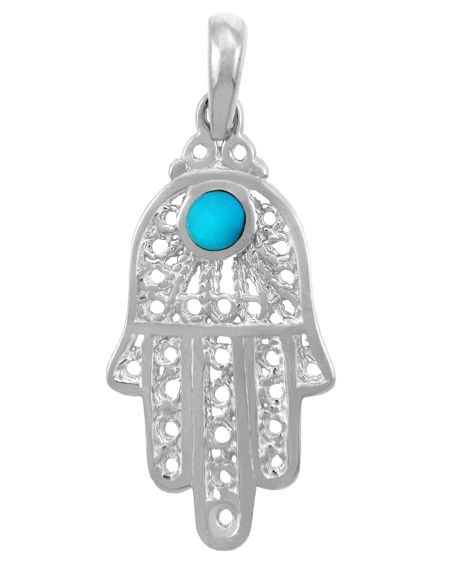 Hamsa hand factory direct jewelry the hamsa hand is an ancient middle eastern amulet symbolizing the hand of god in all faiths it is a protective sign it brings its owner happiness luck aloadofball Choice Image